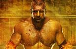 HHH(王中之王)高清壁纸《WWE2013血债血偿》