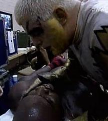 WWE黑将军 vs 高德斯特1996