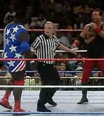 WWE杰瑞·劳勒 vs 马克·亨利1996