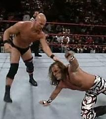 WWE奥斯汀 vs 肖恩·迈克尔斯