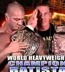 <b>WWE2013年9月8日【塞纳&巴蒂 vs 布克T&芬利】</b>
