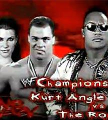 <b>WWE2013年10月13日【洛克vs安格】</b>