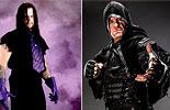 WWE超级巨星的装扮变化