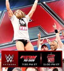 <b>WWE2014年3月18日【RAW最新赛事】</b>