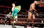 希莫斯 vs 泰德斯·奥尼尔《RAW 2014.3.18》
