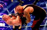 送葬者 vs 布洛克《摔角狂热30》