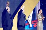 WWE2014名人堂成员亮相《摔角狂热30》