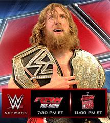 <b>WWE2014年4月8日【RAW最新赛事】</b>