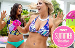NXT女摔夏日狂欢写真图片
