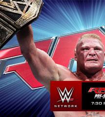 <b>WWE2014年8月19日《RAW最新赛事》</b>