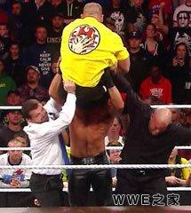 <b>WWE2014年12月2日【RAW最新赛事】</b>