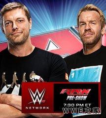 <b>WWE2014年12月30日《RAW最新赛事》</b>