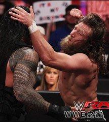 <b>WWE2015年2月17日【RAW最新赛事】</b>