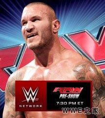 <b>WWE2015年4月14日【RAW最新赛事】</b>