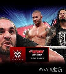 <b>WWE2015年5月5日【RAW最新赛事】</b>