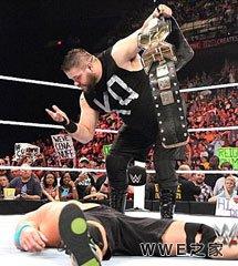 <b>WWE2015年5月19日【RAW最新赛事】</b>