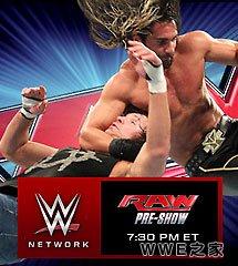 <b>WWE2015年6月9日【RAW最新赛事】</b>