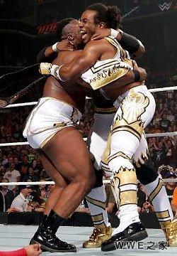 WWE双打冠军--新一天