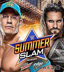 <b>约翰·塞纳 vs 塞斯·罗林斯《WWE2015夏日狂潮》</b>