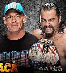 <b>约翰·塞纳 vs 鲁瑟夫《WWE2015血债血偿》</b>
