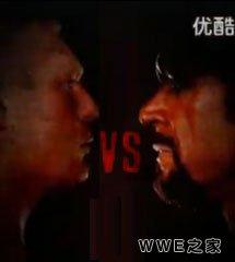 <b>送葬者 vs 布洛克·莱斯纳《WWE2015地狱牢笼》</b>