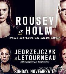 <b>UFC 193【综合格斗】</b>