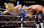 道夫·齐格勒vs泰勒·布利斯《WWE2015强者生存》