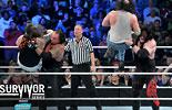 """""""毁灭兄弟""""送葬者&凯恩vs布雷·怀亚特&哈勃《WWE2015强者生存》"""