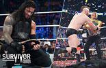 罗曼·雷恩斯vs迪安·安布罗斯《WWE2015强者生存》