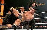 罗曼·雷恩斯vs德·里奥《WWE2015强者生存》