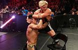 阿尔伯托·德·里奥vs杰克·斯瓦格《WWE2015TLC大赛》