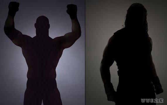 来猜猜!这些选手是谁?《影子猜WWE选手》