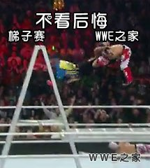 <b>新一天vs乌索兄弟vs墨摔之龙_梯子赛《WWE2015TLC大赛》</b>