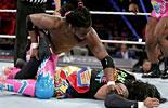 新一天vs乌索兄弟《WWE2016皇家大战》