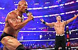 洛克和塞纳回归《WWE2016摔角狂热大赛》