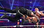 罗曼vsHHH《WWE2016摔角狂热大赛》