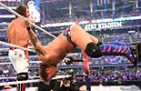 AJ·斯泰尔斯 vs Y2J《WWE2016摔角狂热大赛》