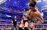 新一天 vs 国家联盟《WWE2016摔角狂热大赛》