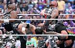 乌索兄弟 vs 3D《WWE2016摔角狂热大赛》