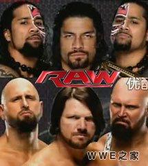<b>WWE2016年5月3日【RAW最新赛事】</b>