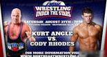2016年8月28日科迪·罗兹vs科特·安格已确认!