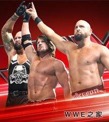 <b>WWE2016年6月7日【RAW最新赛事】</b>