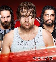 <b>WWE2016年6月14日【RAW最新赛事】</b>