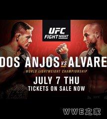 <b>UFC2016年7月8日【Fight Night 90】</b>