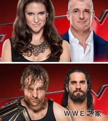 <b>WWE2016年7月19日【RAW最新赛事】</b>