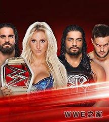 <b>WWE2016年7月26日【RAW最新赛事】</b>