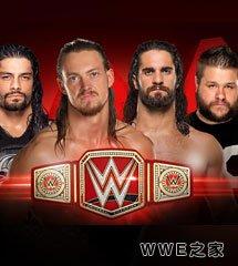 <b>WWE2016年8月30日【RAW最新赛事】</b>