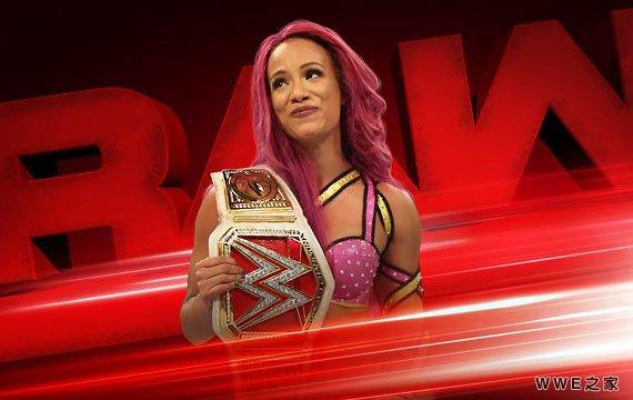 BOSS成为新任的RAW女子冠军《RAW中文》