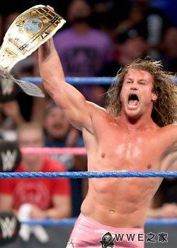 WWE洲际冠军--道夫