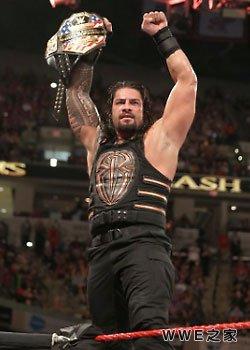 WWE美国冠军--罗曼